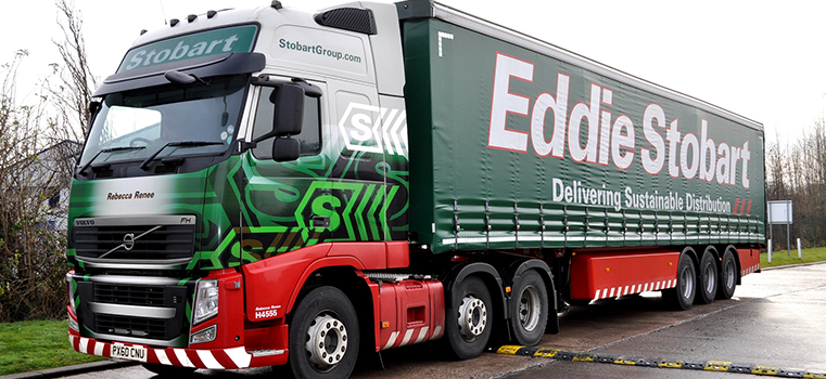 Pimp My Truck - Eddie Stobart truck - Walker Movements